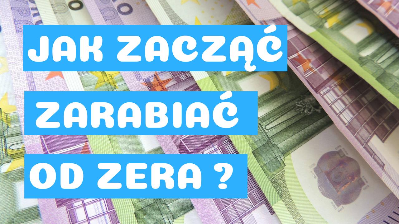 7 sposobów na zarabianie pieniędzy w internecie